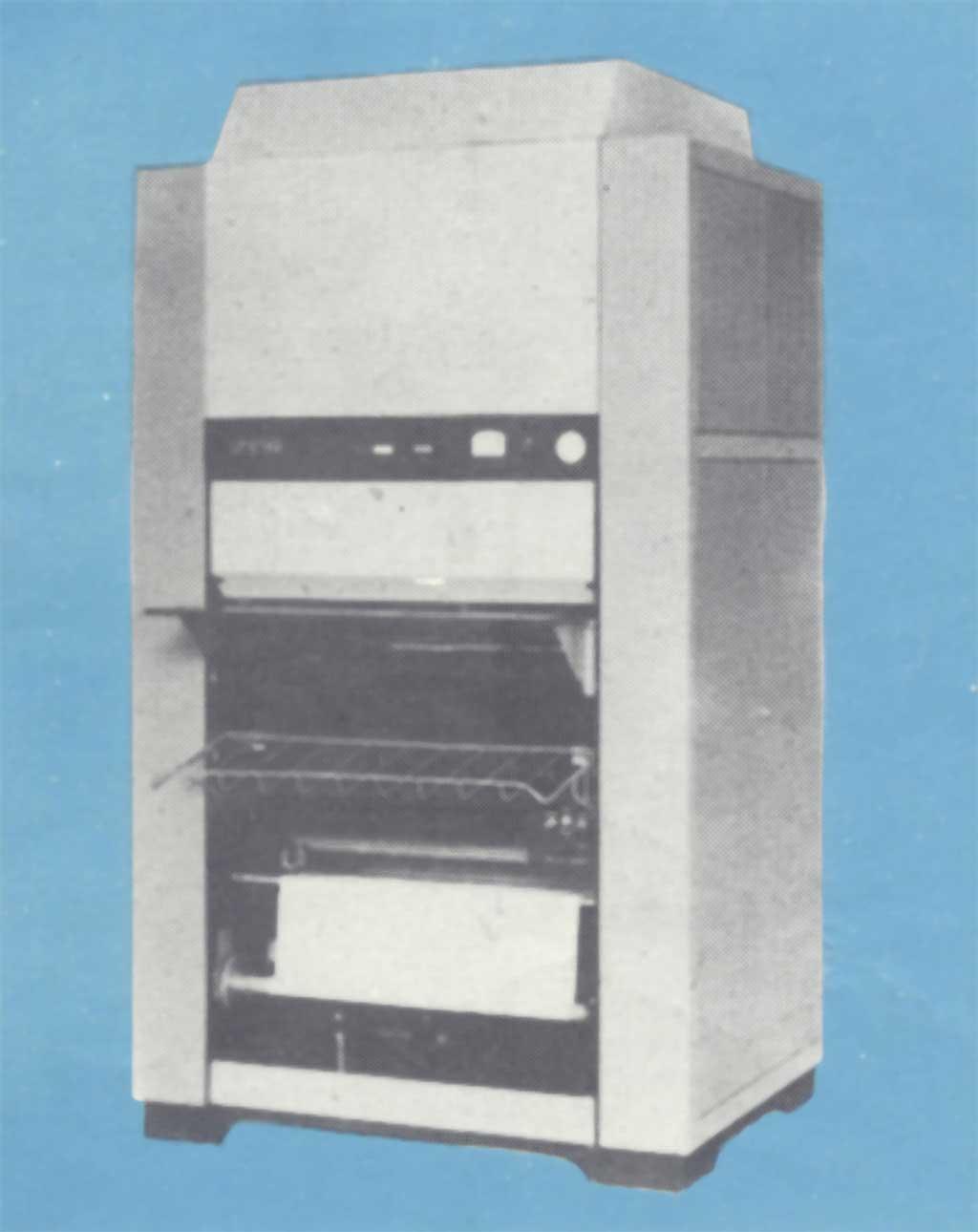 Электрографический копировальный аппарат ЭР- 620Р3.  Аппарат предназначен для копирования чертежей,текстовой и другой...